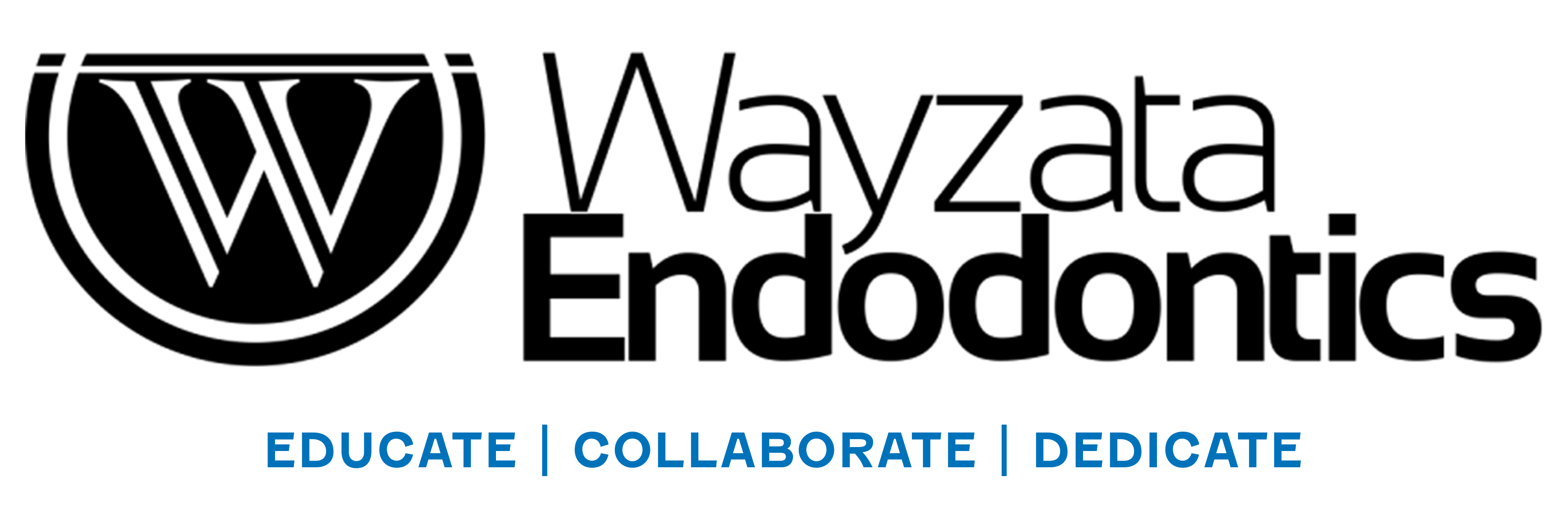 Wayzata Endo Logo w Blue Tag